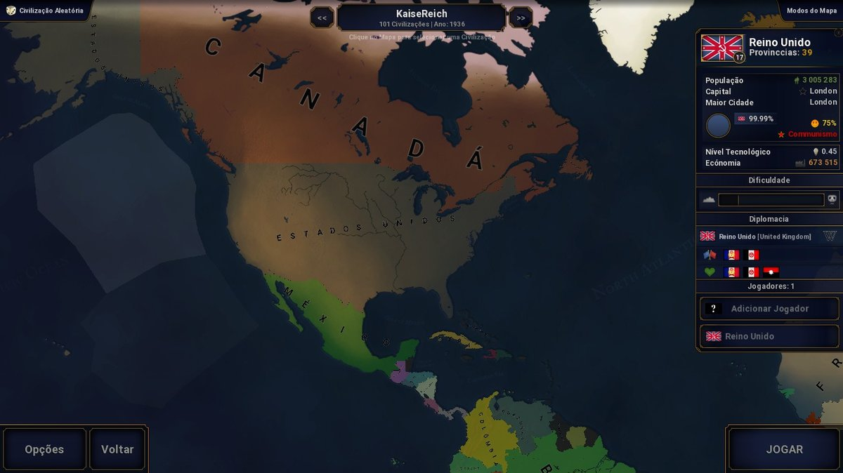 Hoi4 State Id Map
