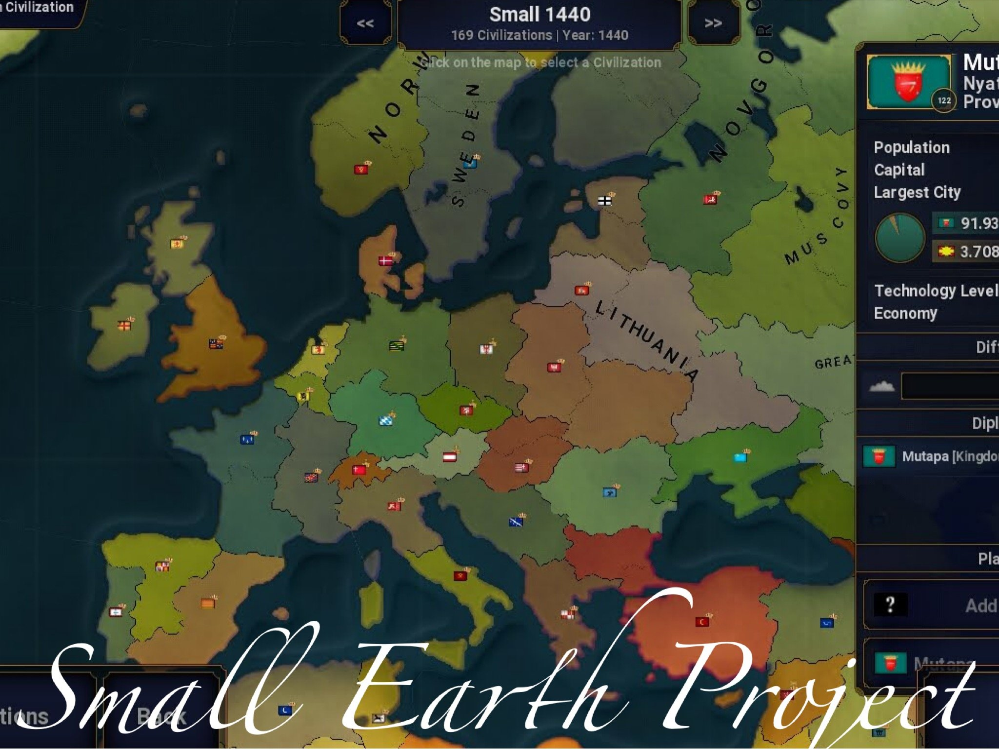 Small Earth Project