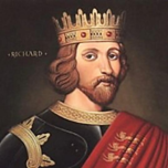 King Richard I Lionheart