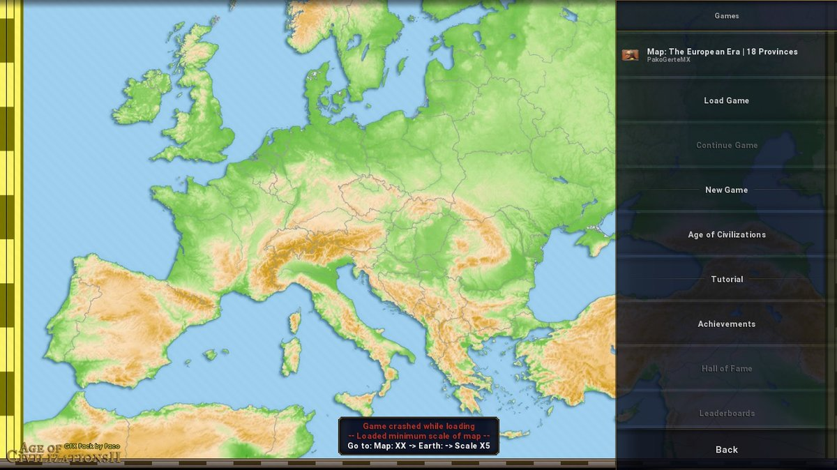 How to install Maps - Tutorials - Age of Civilizations