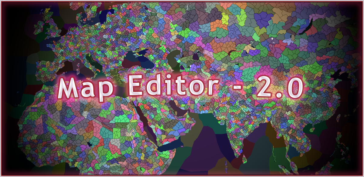 Map Editor 2.0