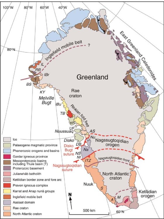 Simplified-geological-map-of-Greenland-modified-from-Escher-Pulvertaft-1995-showing.png