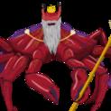 Crabmantowel
