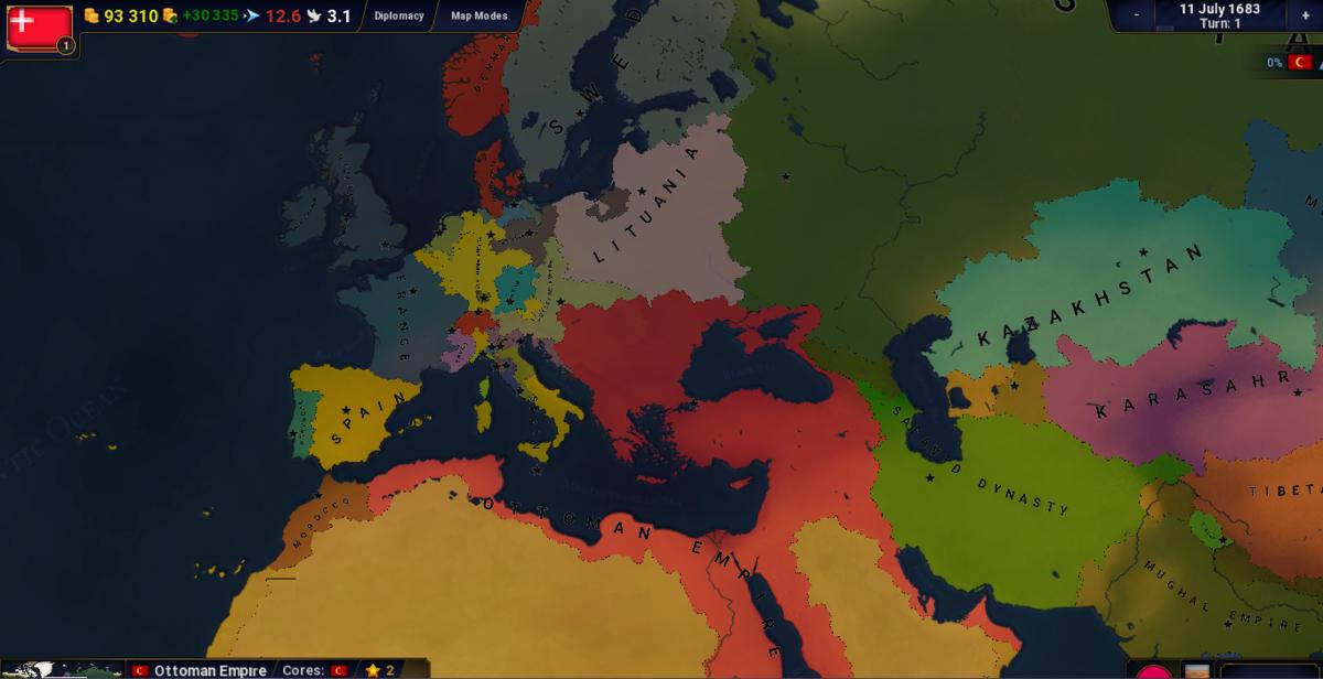 Year 1683
