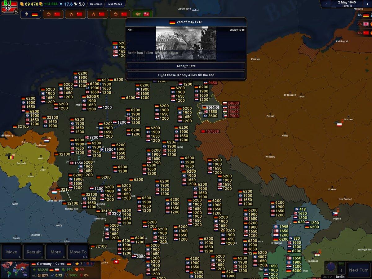 ENDSIEG ULTIMATE VICTORY !!! Version 1.1 !!!!